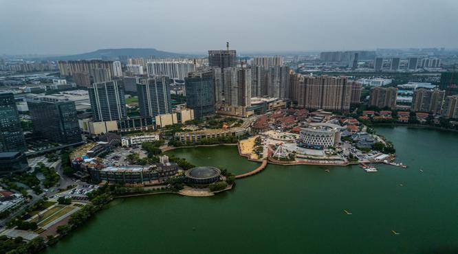 百家湖商圈