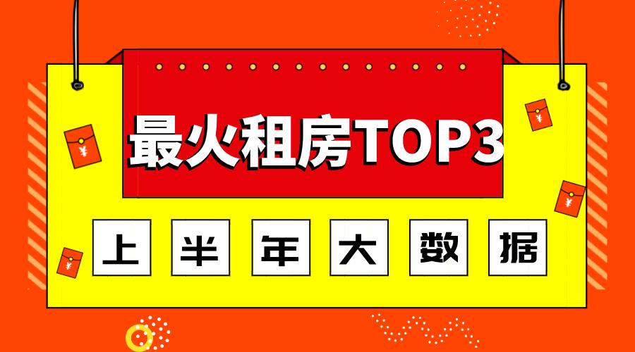 最火小区TOP3