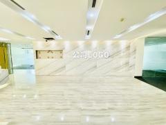 三元桥佳程广场 整层包走廊 大气前台开间工区 可容纳三百人