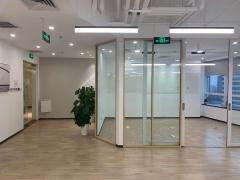 望京地标 SOHO精装办公室 全新装修 隔间到顶 带茶水间