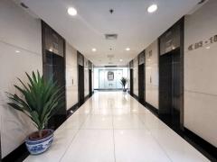 朝阳门可注.册 昆泰国际160平办公室 配套完善交通便利