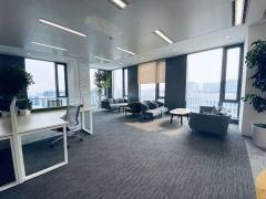 丰台区丽泽桥 金融街 汇亚大厦 精装办公室出租 俯瞰CBD