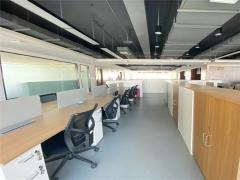 青岛市北CBD豪装带全套家具 拎包入住 高区三面采光视野极佳