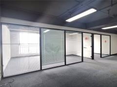 崂山区 名汇国际  126平精装办公室 近地铁