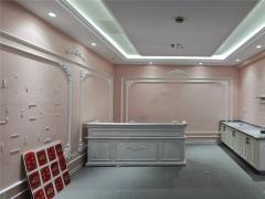 崂山区 国展财富中心 330平精装办公室 单价2块