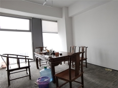 青岛市北CBD 高区精装带部分家具 名企云集 高端办公