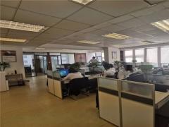 崂山区 出版大厦191平精装修办公室 近地铁扣