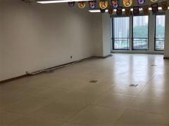 万科中心 272平 朝南 简装修