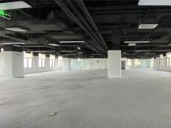 市北凯景大厦 精装大开间含税出租 户型方正交通便利