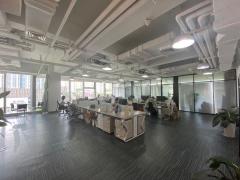 双山地铁口 万科中心 精装修280平 可容纳35人办公