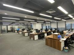 香港中路华润大厦 251平精装办公室出租 地铁之上