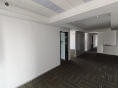 中央商务区7080158平 三向大窗 隔断合理有钥匙