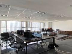 崂山汽车东站 名汇国际110平年租9万精装办公室