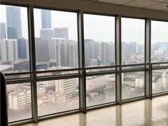 山东路广发金融大厦单价1.65电梯口带家具地铁十份钟