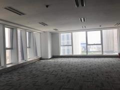 市北财富地带 精装办公室出租 空调24h自控 临地铁