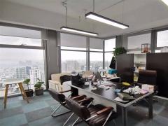 市北CBD 卓越世纪中心 高区精装办公室 视野采光好