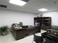 市北诺德广场 310平精装办公室出租 临地铁交通便利