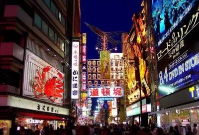 10个必去大阪景点,购物、观光一次满足!我爱我家
