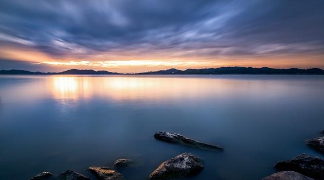 安家尹山湖
