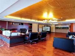 崂山中商国际大厦 整层豪装办公室出租 地铁口