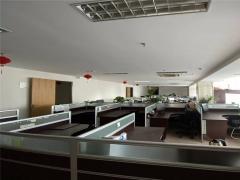 崂山中商国际大厦700平精装带家具 单价2.5