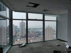 市南 香港中路 高端写字楼 精装修  南向看海