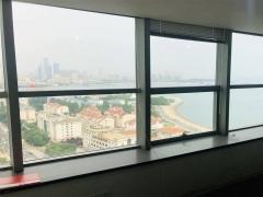 市南地铁口 海景房 交通便利 年租金仅12万